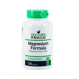 Doctors Formulas Magnesium 120 Δισκία