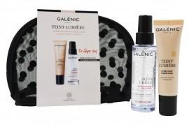 Galenic Set Teint Lumiere Hydratant Bonne Mine Claire 30ml & Δώρο Brume Antipollution 50ml