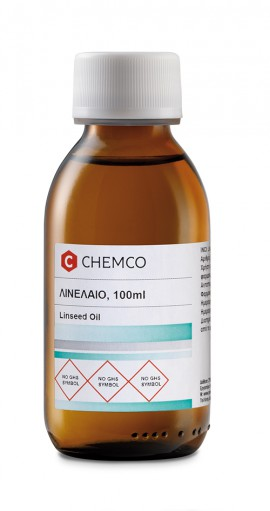 Chemco Λινέλαιο 100ml