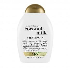 OGX Coconut Milk Σαμπουάν Θρέψης 385ml