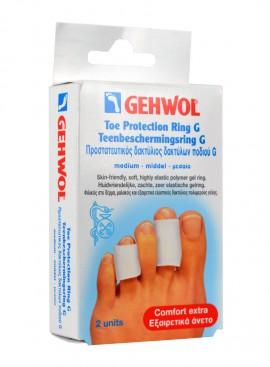GEHWOL TOE PROTECTION RING G MEDIUM 2ΤΕΜ (30MM)