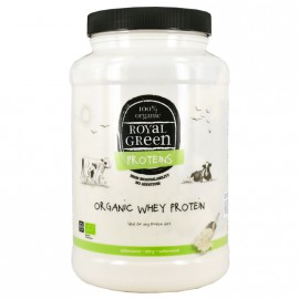 Am Health Royal Green Organic Whey Proteine Isolate 600gr