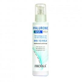 FROIKA Hyaluronic AHA-10 Milk 125ml