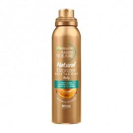 Garnier Ambre Solaire Natural Bronzer Self Tan Αυτομαυριστικό Spray 150ml
