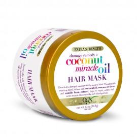 OGX Coconut Miracle Oil Μάσκα Μαλλιών Αποκατάστασης 168gr