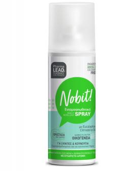 PharmaLead Nobit Εντομοαπωθητικό Spray 100ml