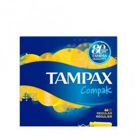 TAMPAX Compak Regular 16τμχ