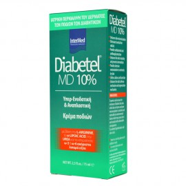 INTERMED DIABETEL UREA MD 10% FOOT CREME 75ml