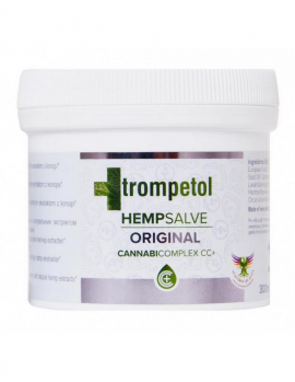 Trompetol Hemp Salve Regenerate 300ml