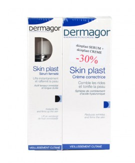 Inpa dermagor Skinplast Serum Fermete 30ml+Dermagor Skin Plast Creme