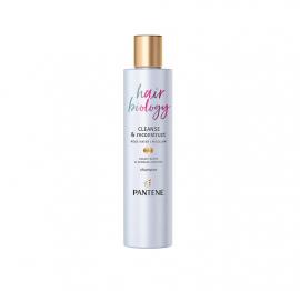 Pantene Pro-v Hair Biology Cleanse & Reconstruct Shampoo 250ml