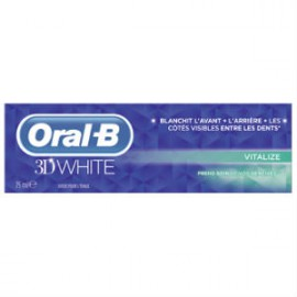 ORAL-B 3D WHITE VITALIZE 75ML