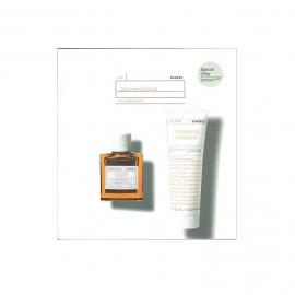 Korres Set Cashmere Kumquat Eau De Toilette Άρωμα για Γυναίκες 50ml + Body Milk Γαλάκτωμα Σώματος Κασμίρ Κουμ Κουατ 125ml