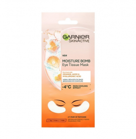 GARNIER SKIN ACTIVE EYE TISSUE MASK 6gr