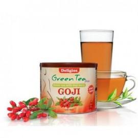 Deligios Green Tea Plus με Goji berry 230gr