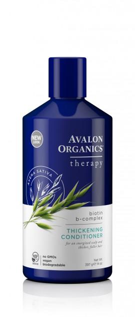 Avalon Organics Βιοτίνη B-Complex Conditioner 397ml