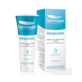 Inpa Dermagor Atopicalm Nourishing Cream Corps Κρέμα Σώματος για την Περιποίηση του Ατοπικού Δέρματος 250ml