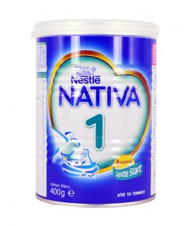 NATIVA  NO 1 L COMF.SCOOP 400GR