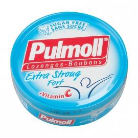 PULMOLL Καραμέλες Extra Strong & Βιταμίνη C 45gr
