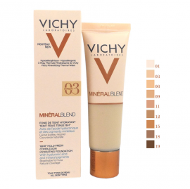 Vichy Mineral Blend Make-Up Fluid 03 Gypsum 30ml