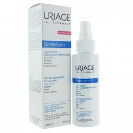 Uriage Bariederm Cica Spray Assechant Reparateur 100ml
