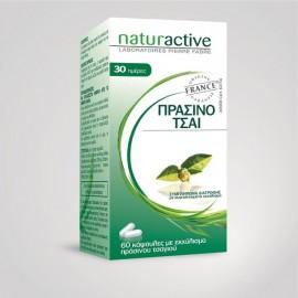 NATURACTIVE ΠΡΑΣΙΝΟ ΤΣΑΙ 60 CAPS