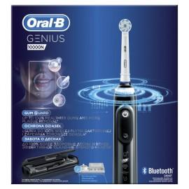 Oral-B Genius 10000N Black Ηλεκτρική Οδοντόβουρτσα 1τμχ