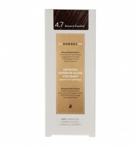 KORRES Abyssinia Superior Gloss Colorant 4.7 Καστανό Σοκολατί 50ml