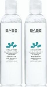 Babe Essentials Soothing Micellar Gel Μικυλλιακό Τζελ Καθαρισμού Προσώπου, 2 x 245ml - 50% Στο 2ο ΠΡΟΪΟΝ