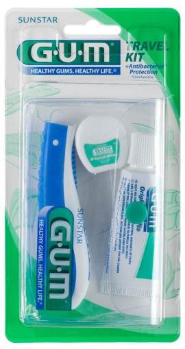GUM 156 TRAVEL KIT