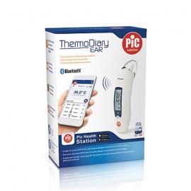 Pic ThermoDiary Ear Ψηφιακό Θερμόμετρο Αυτιού με Bluetooth 1τμχ