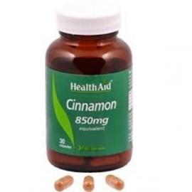 HEALTH AID CINNAMON 850MG 30S