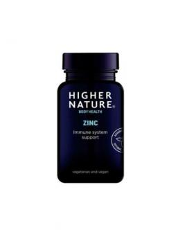 Higher Nature Zinc 90 Caps