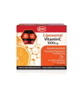 Lanes Liposomal VitaminC 1000mg 10 αμπούλες των 10ml