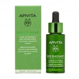 Apivita Bee Radiant Peony & Patented Propolis Serum 30ml