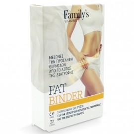 Familys Vitamins Fat Binder 32Caps