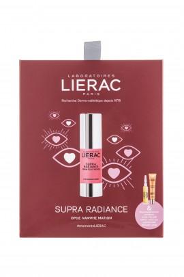 Lierac Set Supra Radiance Eye Radiance Serum 15ml + Cica-Filler serum 10ml + Sunissime fluide SPF30 10ml