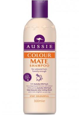 AUSSIE Colour Mate Shampoo Σαμπουάν για βαμμένα μαλλιά 300ml