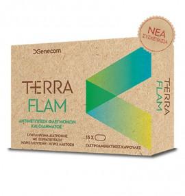 Genecom Terra flam 15caps