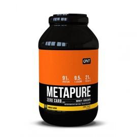 QNT Metapure Zero Carb Whey Isolate Protein Powder Banana 2kg