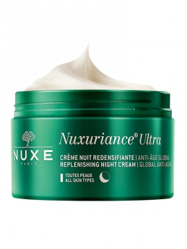Nuxe Nuxuriance Ultra Crème Nuit Κρέμα Νύχτας Ολικής Αντιγήρανσης, 50ml
