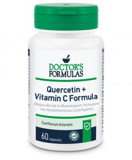 Doctors Formulas Quercetin & Vitamin C Formula 60caps