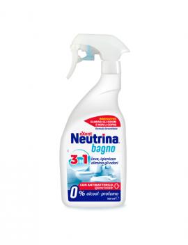 Exent Neutridina Igienizzante Casa 3in1 Spray απολυμαντικό καθαριστικό για το σπίτι 500ml 1τμχ