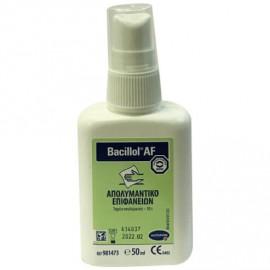 HARTMANN Bacillol AF Απολυμαντικό Επιφανειών 50ml