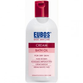 EUBOS BATH OIL 200ML