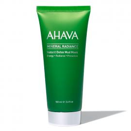 Ahava Mineral Radiance Instant Detox Mud Mask 100ml