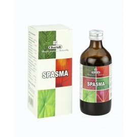 CHARAK SPASMA SYR 200ML
