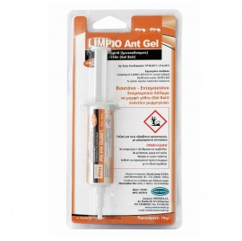 Protecta Limpio Ant Gel Βιοκτόνο - Εντομοκτόνο σε Τζελ 10gr