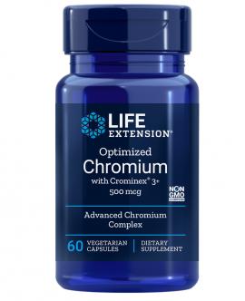 Life Extension Optimized Chromium 60caps
