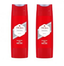 Old Spice Original Shower Gel 400ml 1+1 Δώρο